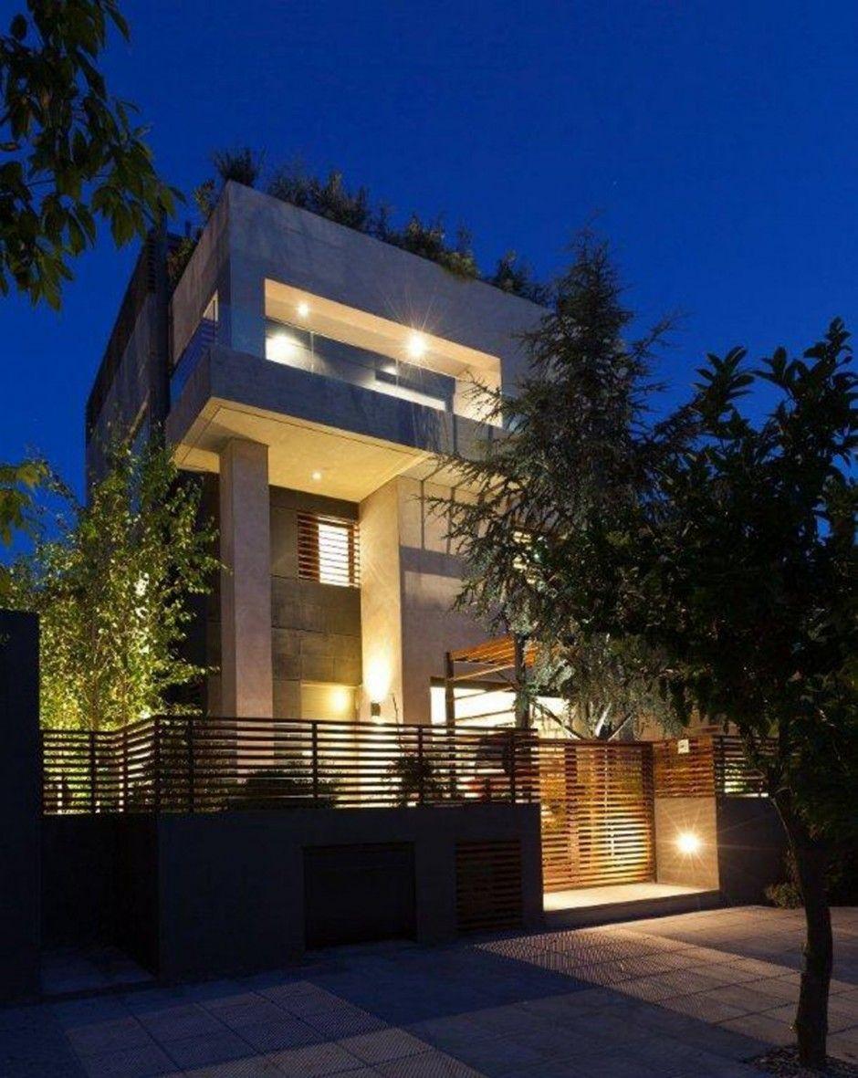 Residence in Filothei - GEM Architects | aRq | Pinterest | Gems ...