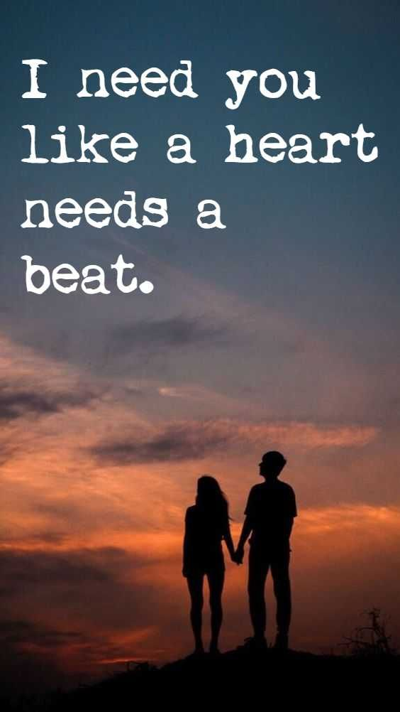 Romantic quotes for him passion from girlfriend. #