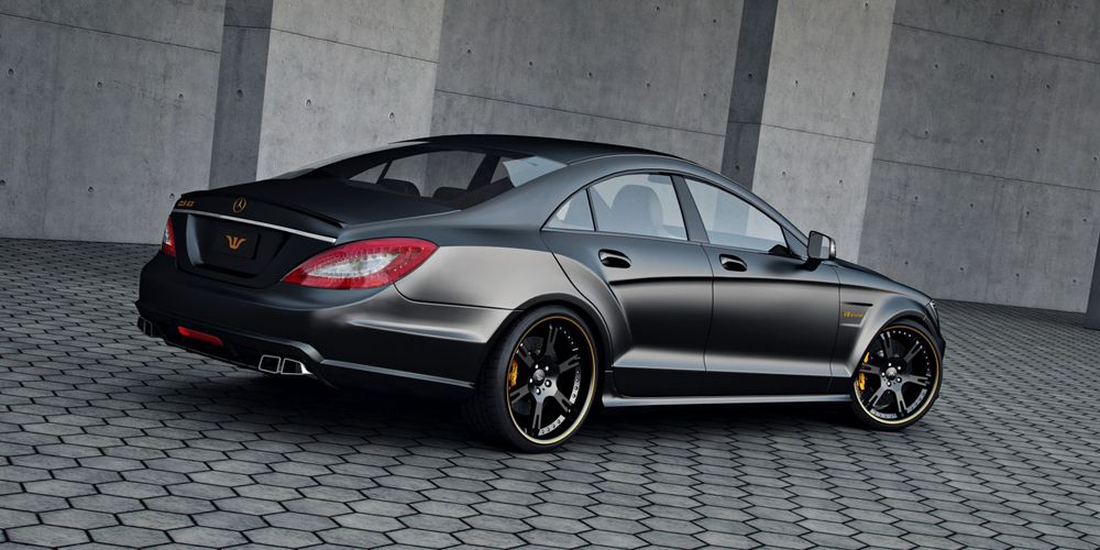 mercedes cls 63 amg in black childhood dreams mercedes. Black Bedroom Furniture Sets. Home Design Ideas