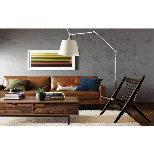 Hess Leather Sofas Hess Sofa With Oskar Lounge Chair Living Room U0026 Board