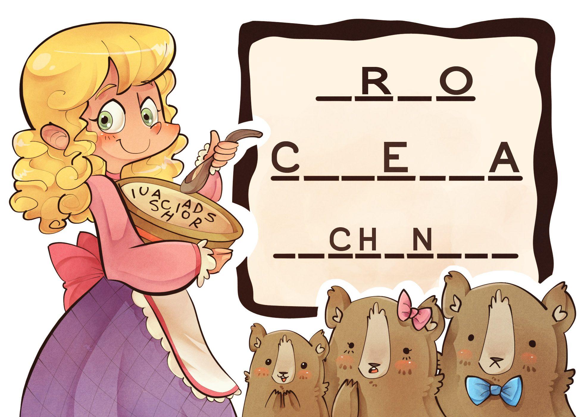 goldilocks and the three bears book in spanish