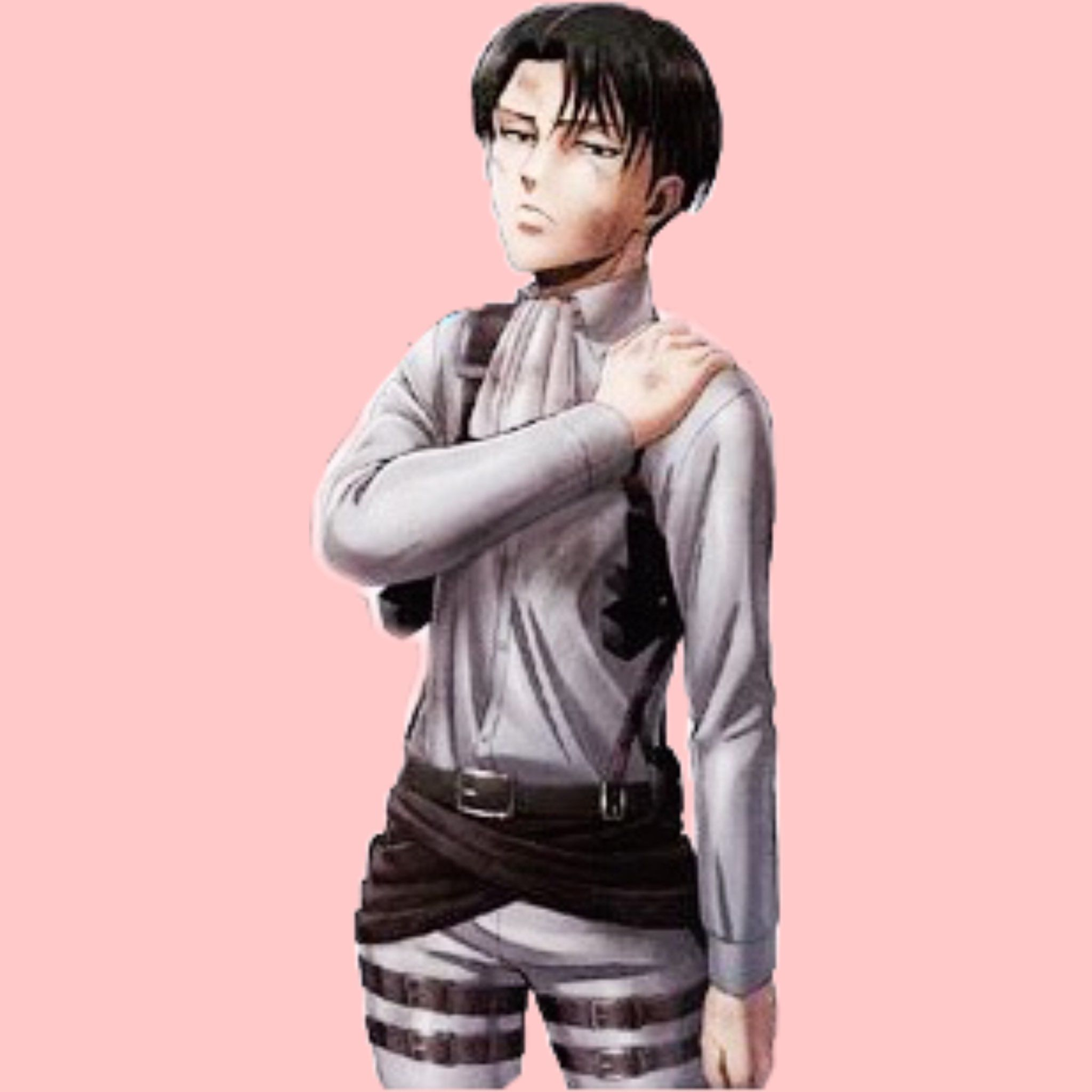 Pin by Shem on Levi Ackerman♥️ in 2020 Attack on titan