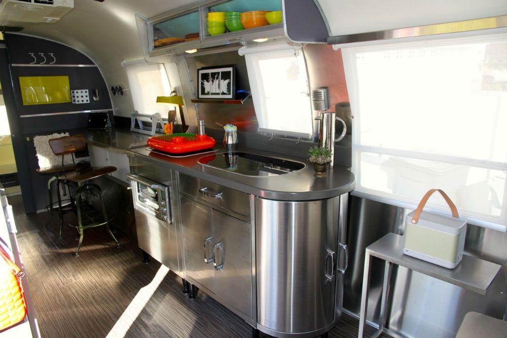 Interior Remodel 1967 Airstream Tradewind 24 For Sale In Null Idaho Airstream Interior Ideas