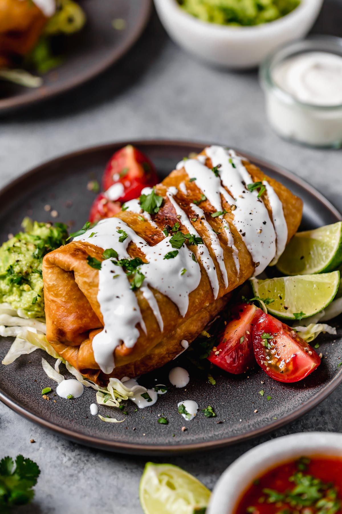 Chicken Chimichangas Cooking Classy Chimichanga Recipe Mexican Food Recipes Food Recipes