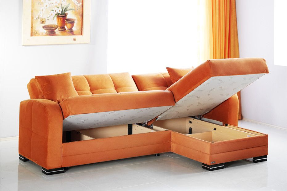 The Kubo Small Sectional Sofa Couches For Small Spaces Sofas