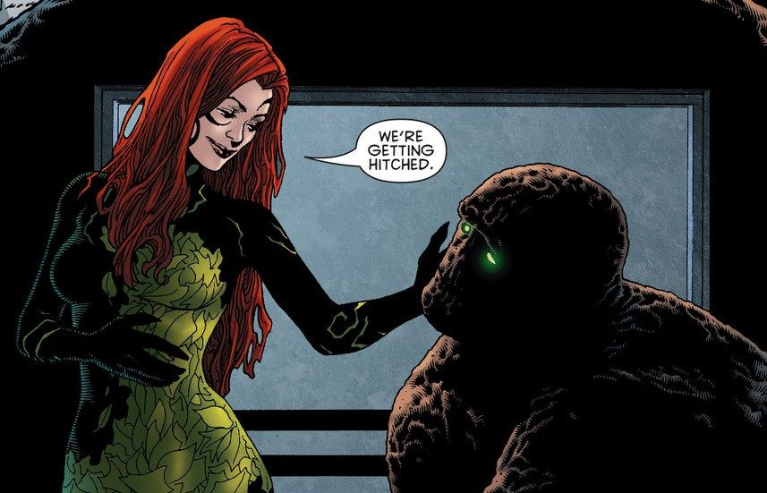 poison ivy comics new 52 google search poison ivy