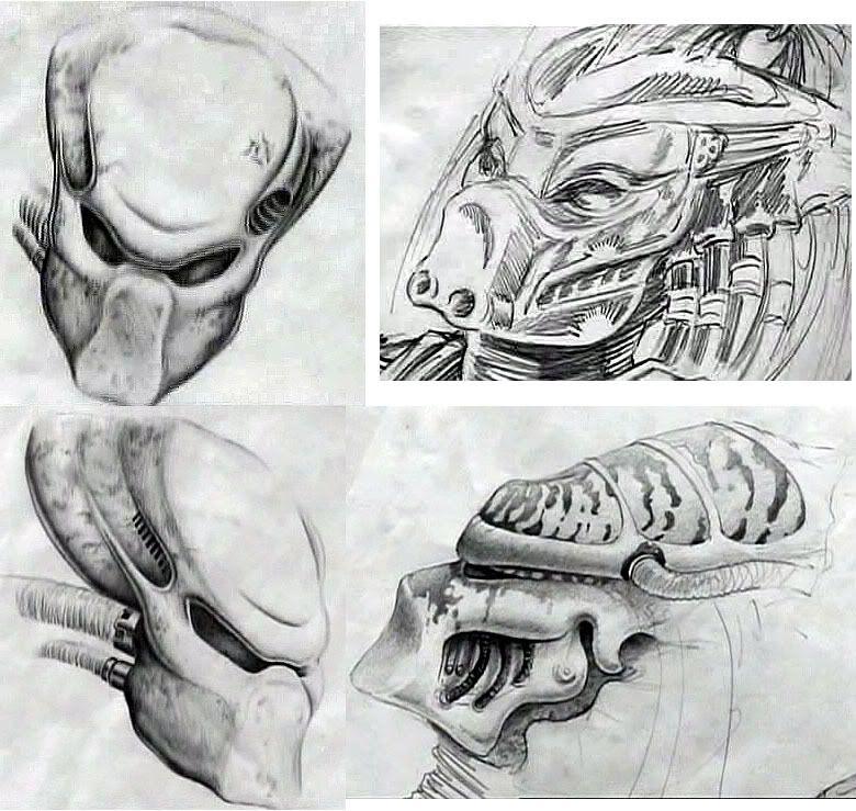 Predator Helmets | Predator/Yautja | Pinterest | Arcos y Dibujo