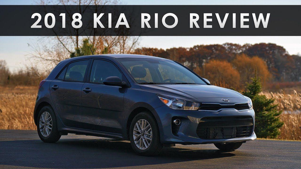 Quick Review 2018 Kia Rio Buying on a Budgethttps