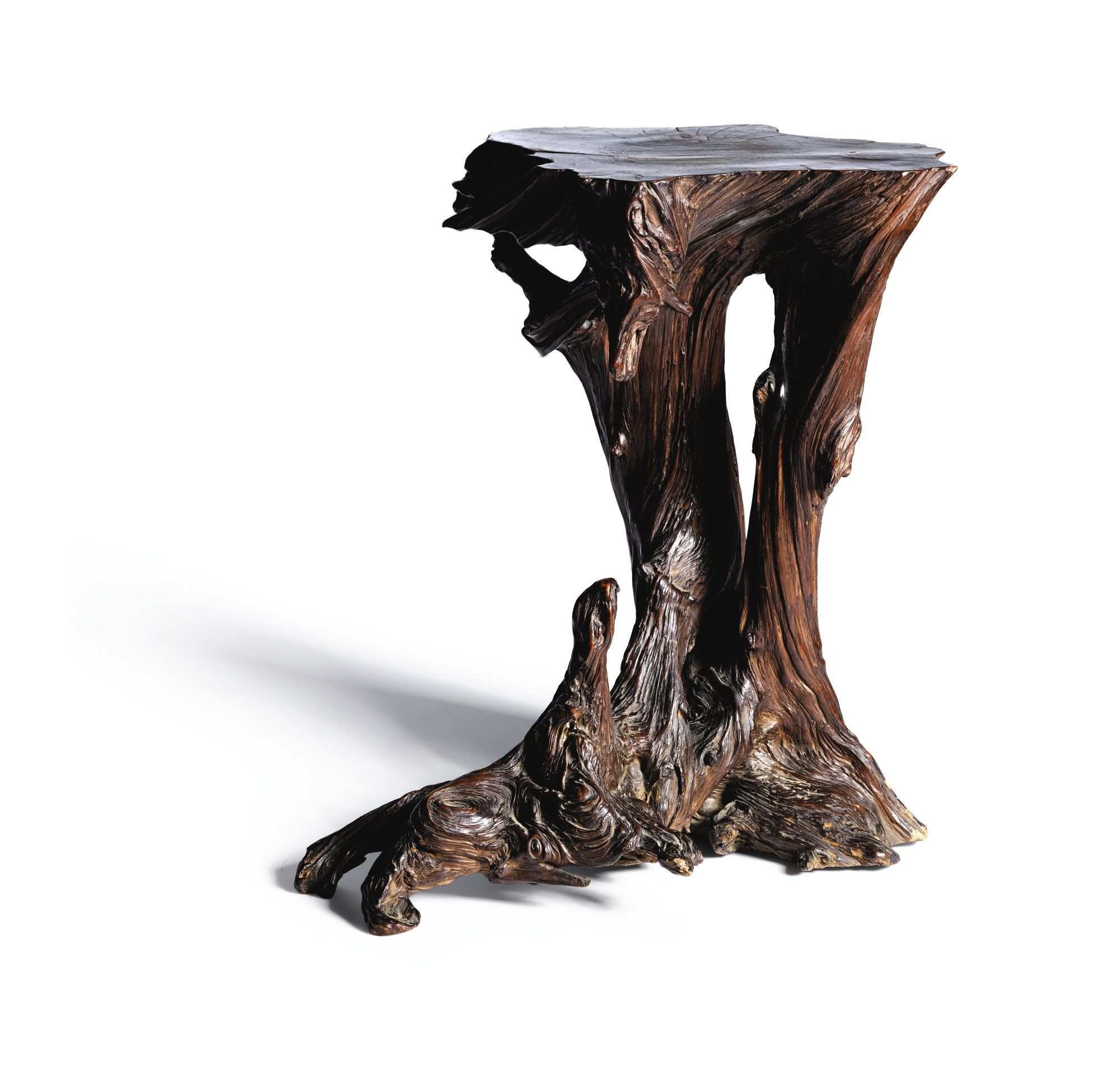 A Tree Root Table, Qing Dynasty | Chinese Scholaru0027s Objects | Pinterest |  Trees, A Tree And Auction