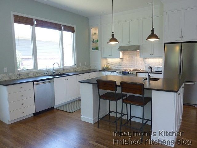 Finished Kitchens Blog: mpagmom\'s Kitchen | 12th Street ...