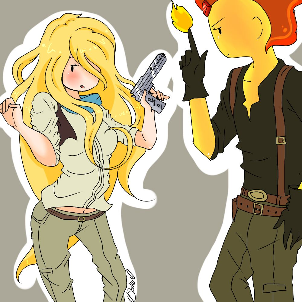 finn x fionna fanfiction - photo #21