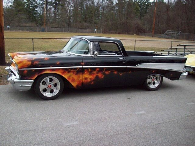 57 Chevy Ute Bel Air Ebay Finds Chevy