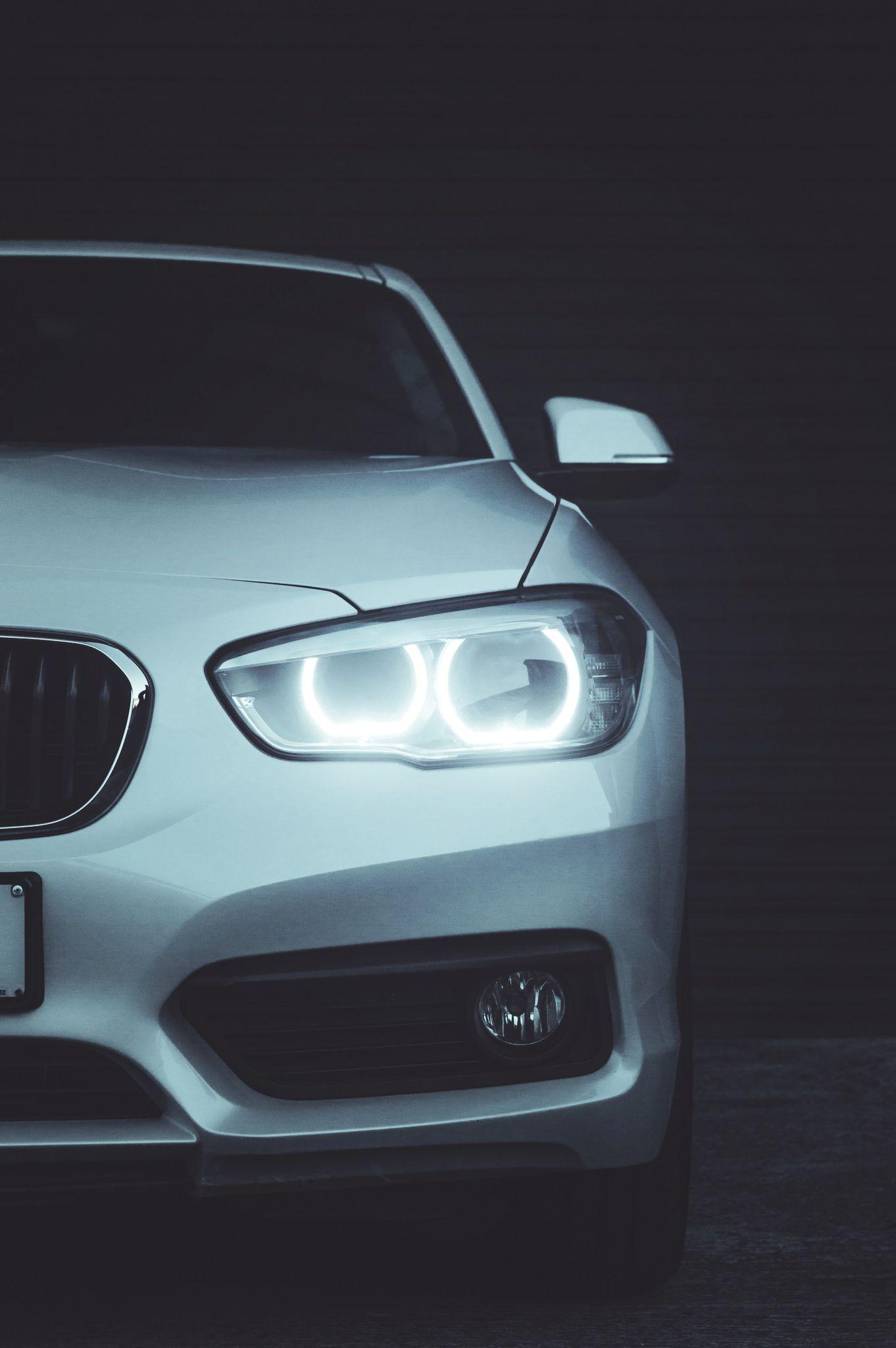 Bmw 118i F20 Headlights Bmw Headlights Detail Art