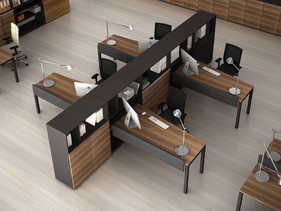 Arredamento Per Ufficio Moderno : Mobili per ufficio dal design moderno idee di arredo design