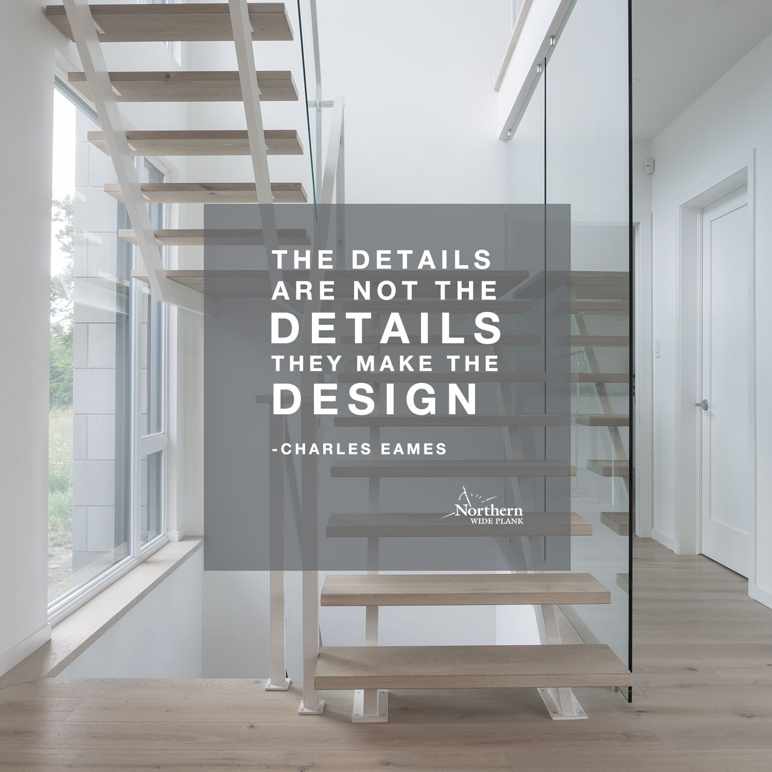 The Details Are Not The Details, They Make The Design