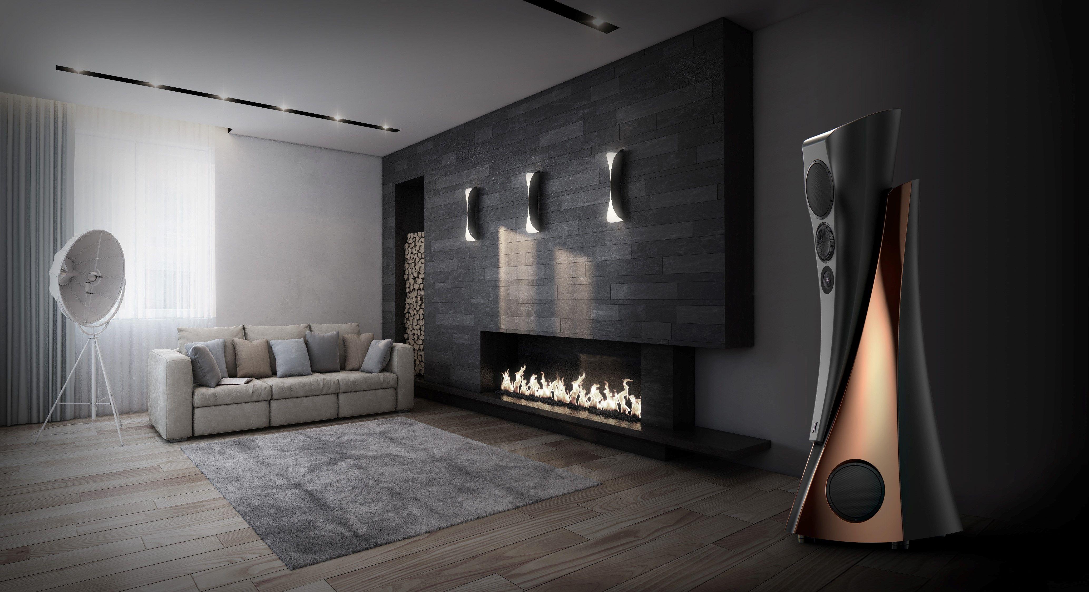 Estelon Extreme Loudspeakers Estelon Extreme Xe Loudspeakers Speaker Bestspeakers Luxury Interior Ho Luxury Interior Design Luxury Interior Audio Room #sound #system #for #living #room