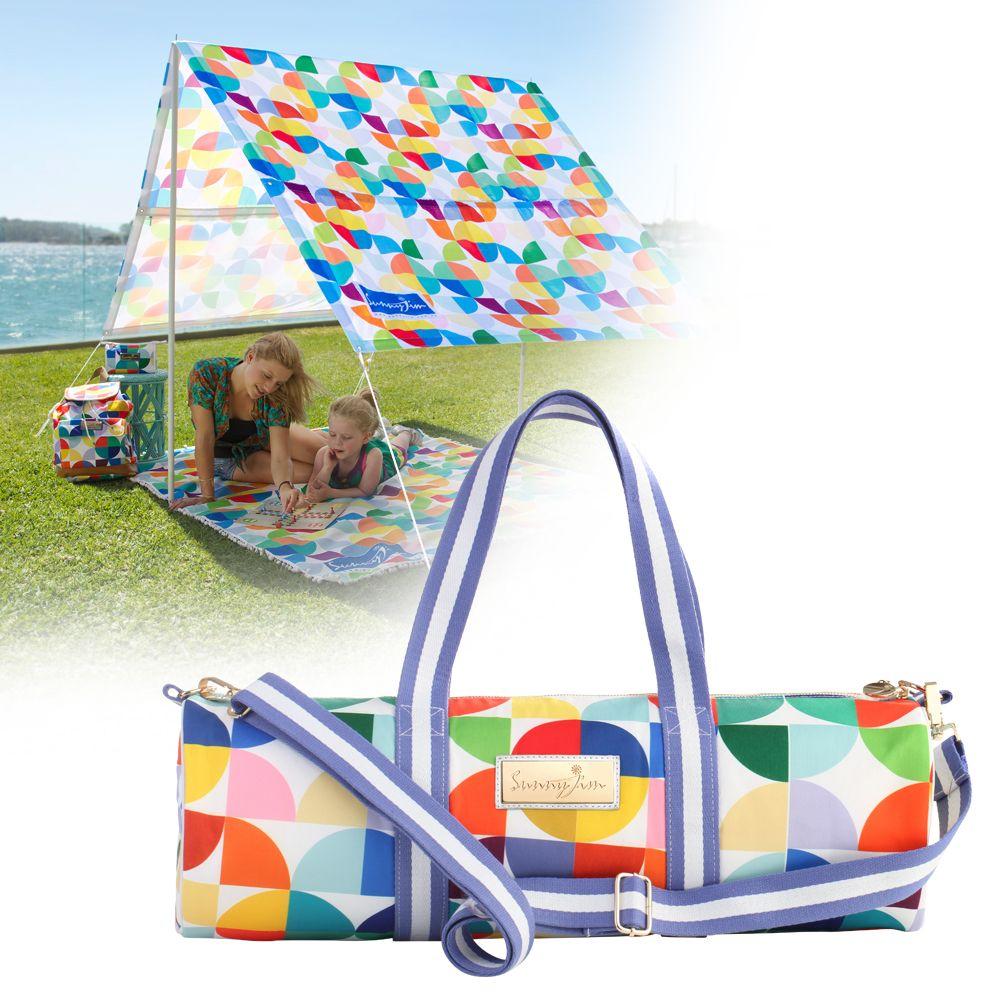 Sunshade With Yoga Bag Beach Shade Yoga Bag Beach Tent