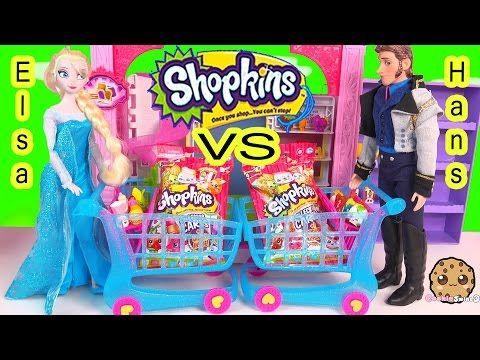 Shopkins Real Littles ANNA MEL COOKIES Mini Figure Animal Cracker Mini Groceries
