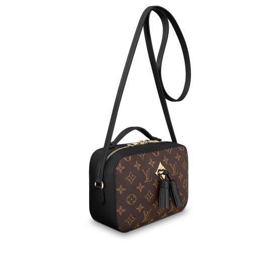 79488a399a3e2 LV Monogram louis vuitton crossbody bag women louis vuitton handbags on sale  lv shoulder bag saintonge M43555