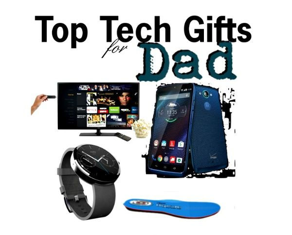 top 4 tech gifts for dad this father's day #ad #droidturbo