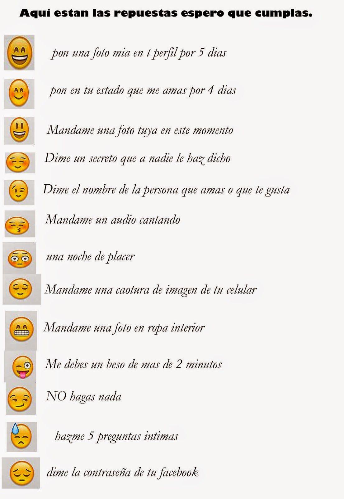 Pin De Yisel Rodriguez En Juegos Frases Emoji Y Memes