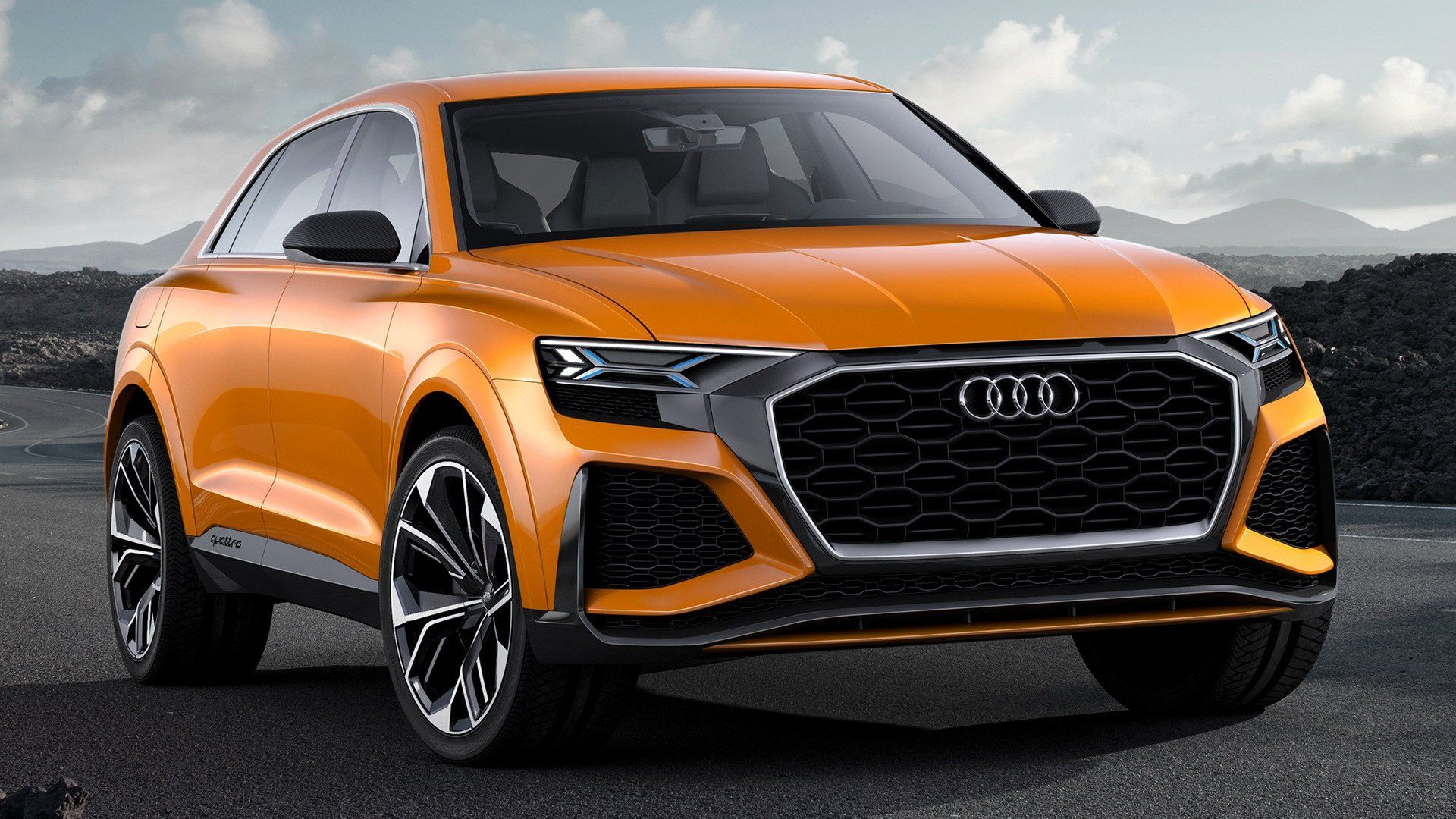 Audi Q8 Wallpapers For Iphone audi q8 wallpaper Audi