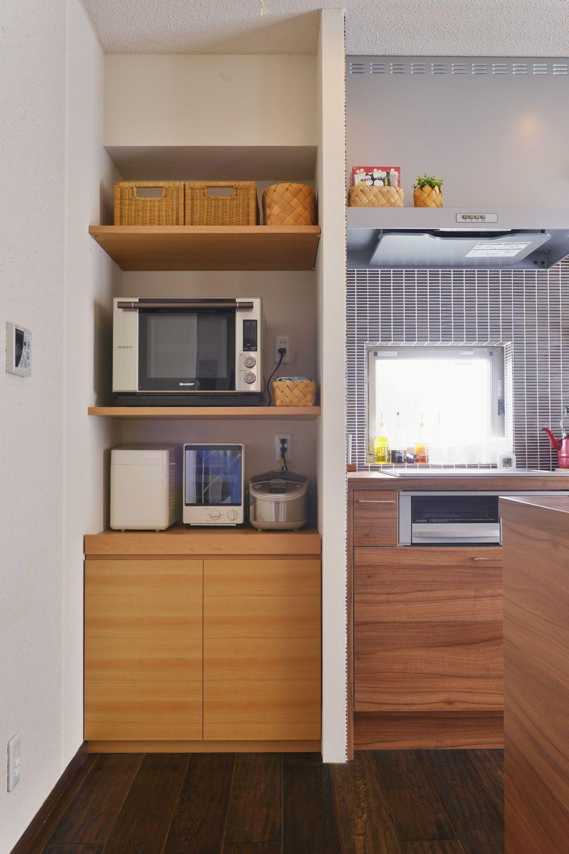 リフォーム リノベーションの事例 キッチン 施工事例no 441キッチンを中心に家族の笑顔があふれる住まい スタイル工房 キッチンデザイン キッチン間取り キッチンインテリアデザイン
