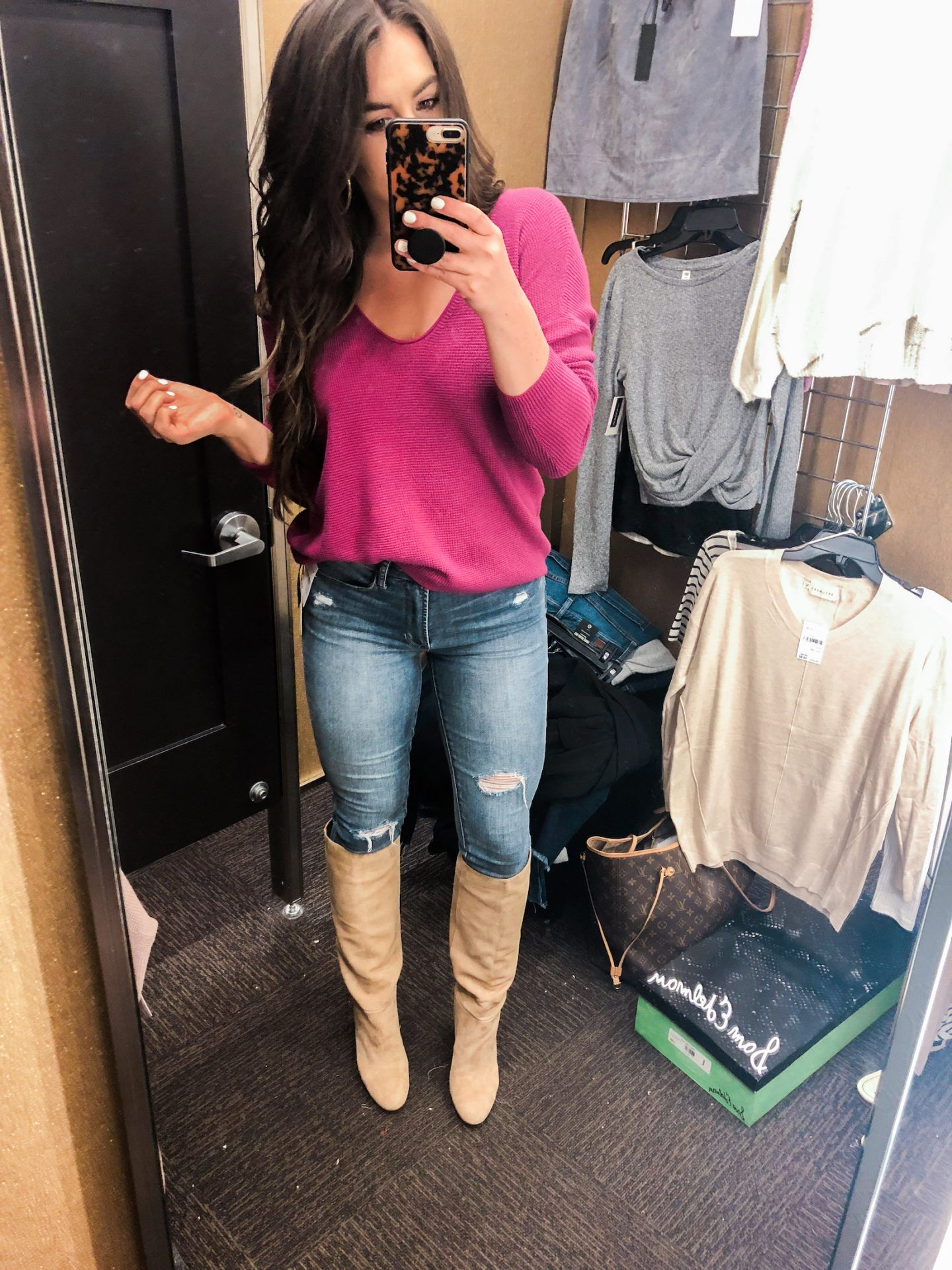 Nordstrom Anniversary Sale Dressing Room Diaries Outfits