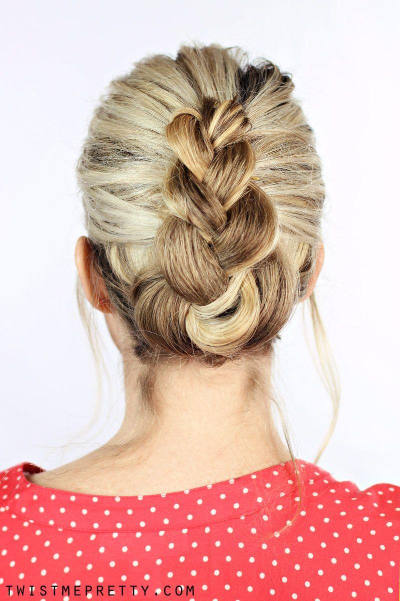 3 Easy Summer Hairstyles Summer Styles Pinterest Hair Styles