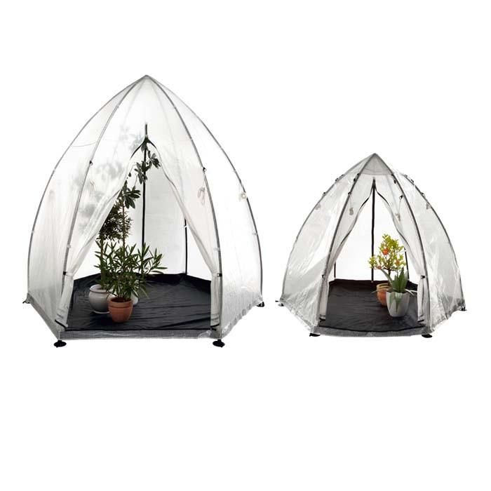 Overwintering Plant Tents pop up winter protection tents for protecting plants  sc 1 st  Pinterest : plant tents - memphite.com