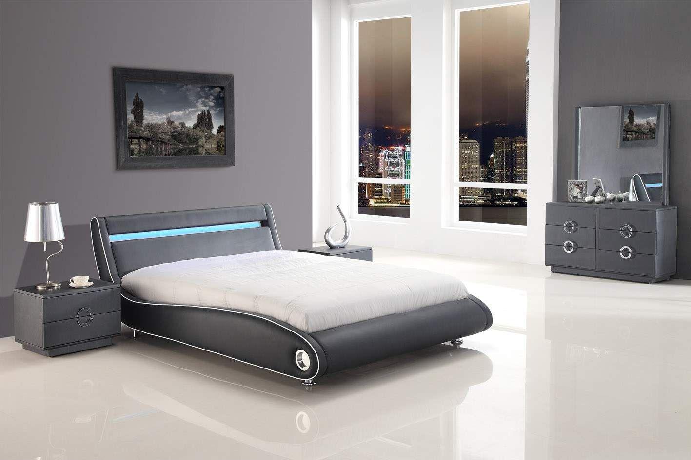 Modern Bedroom Set Modern Bedroom Set