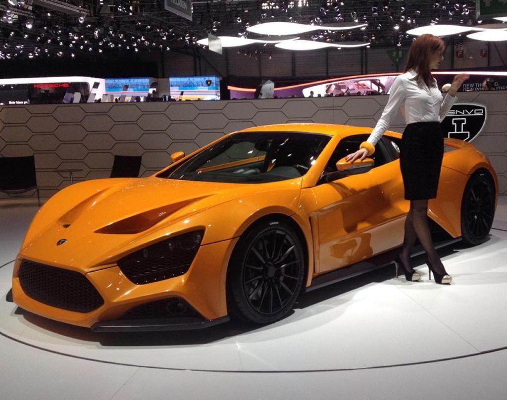LTD Cars on Twitter Geneva motor show, Zenvo st1, Sports car