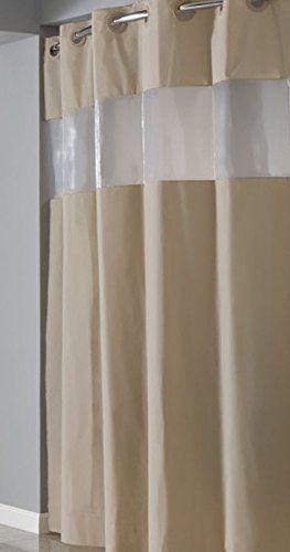 Hookless PEVA Shower Curtain
