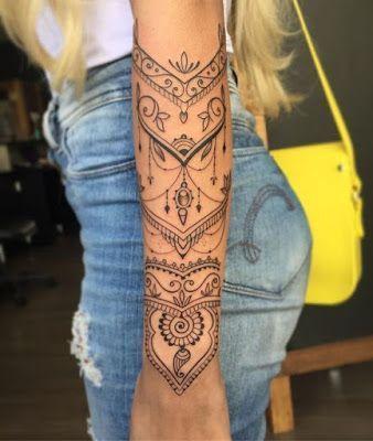 26+ Tattoos mit perfekten Ärmeln für Frauen, von denen Sie besessen sein werden