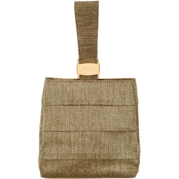 Pre-owned - Cloth handbag Salvatore Ferragamo KMPqyQuI