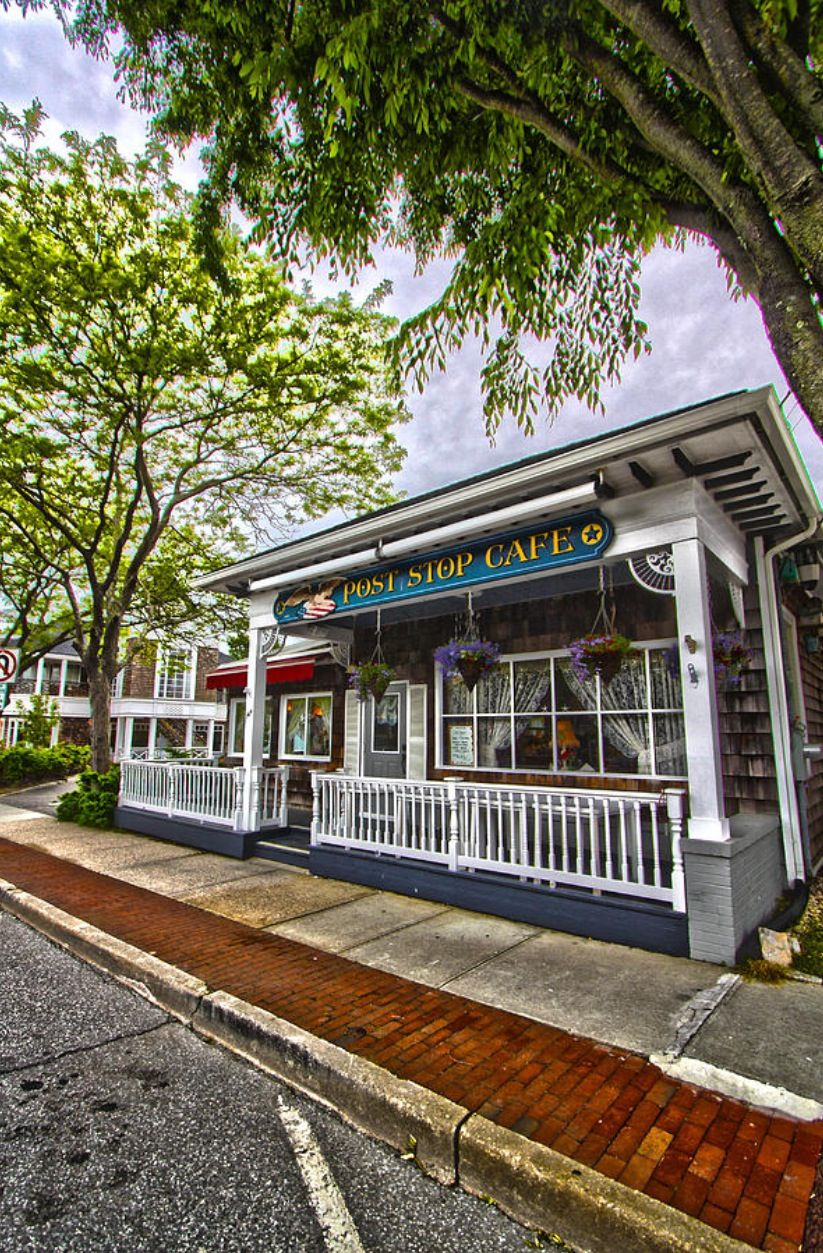 Post Stop Cafe Westhampton Beach New York