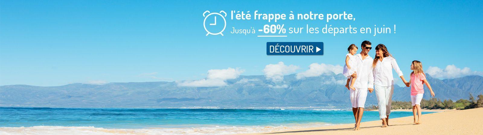 Et toujours notre page dernières minutes pour dénicher les meilleurs deals vacances de l'été. http://www.madamevacances.com/dernieres-minutes.html