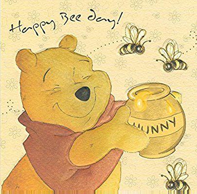 Winnie The Pooh Happy Birthday Card Pooh Bear Pinterest Winnie