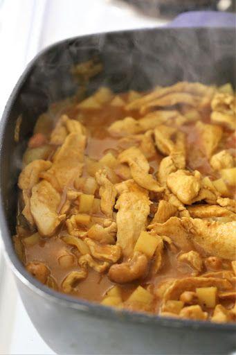 Massaman Curry Recipe | Yummly