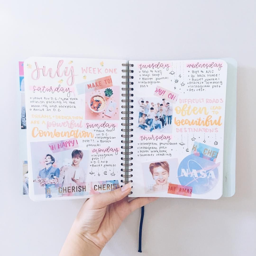 Pin by rynn parker on journal inspo pinterest journal bullet journal ideas bullet journal kpop diys journaling calendar bricolage caro diario do it yourself solutioingenieria Choice Image