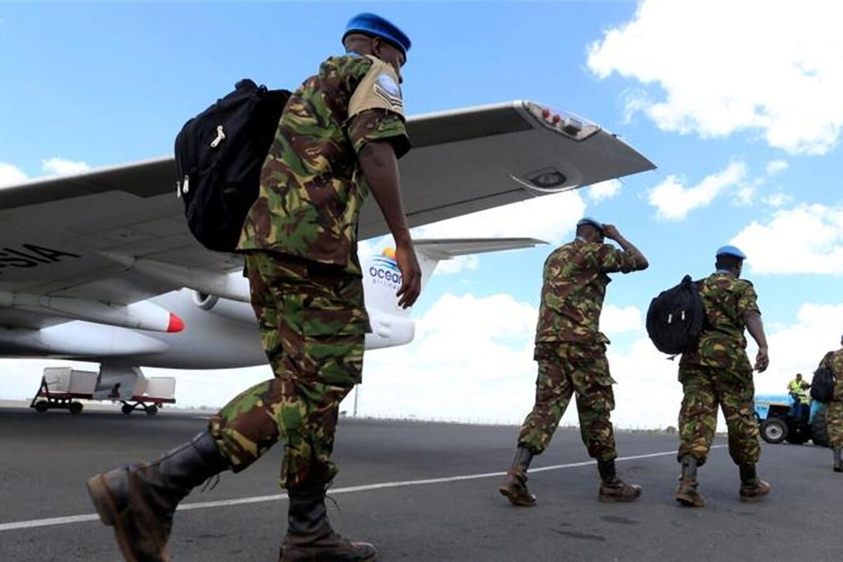 South Sudan Agrees To Deploy Regional Protection Force