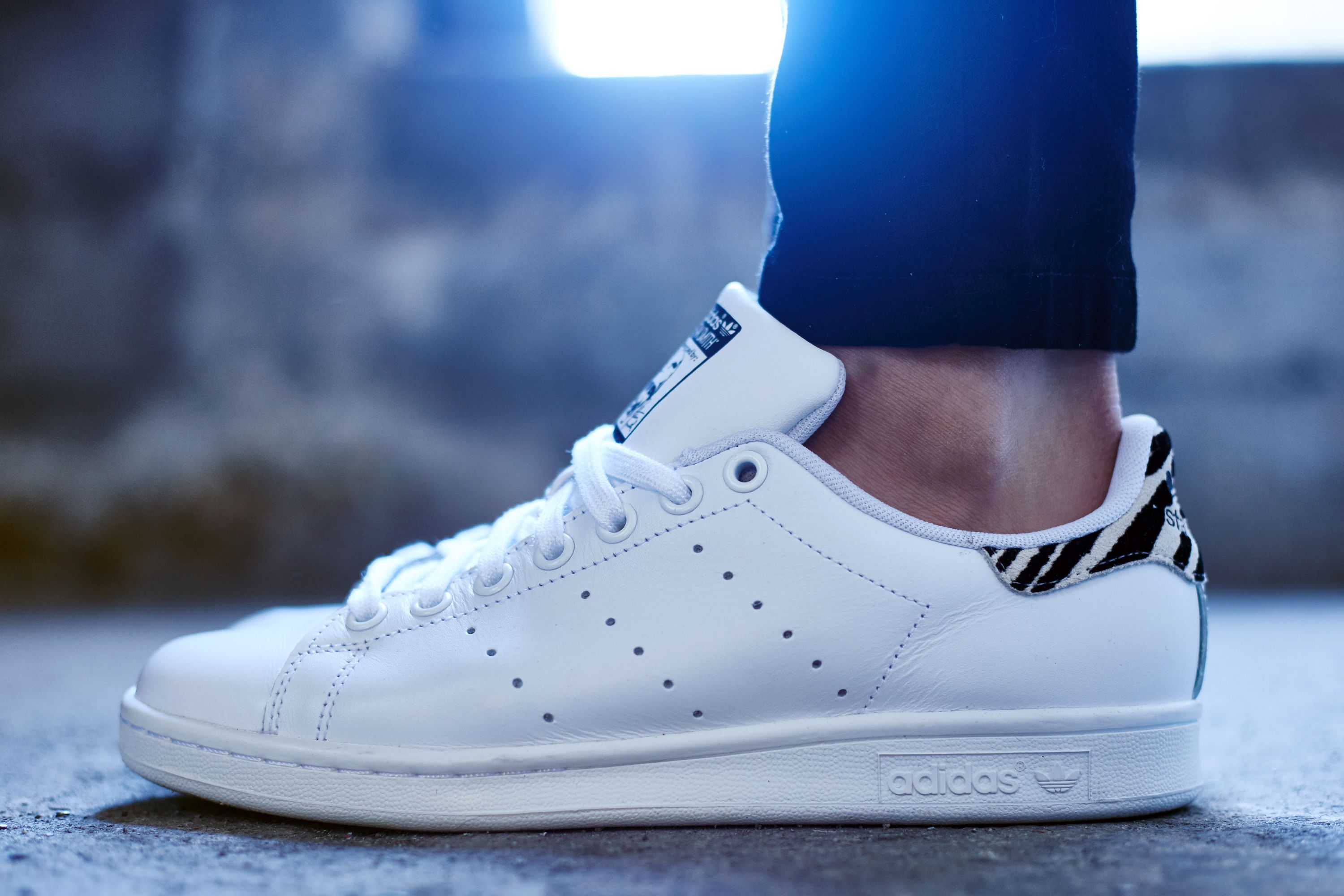 adidas stan smith zebra costo