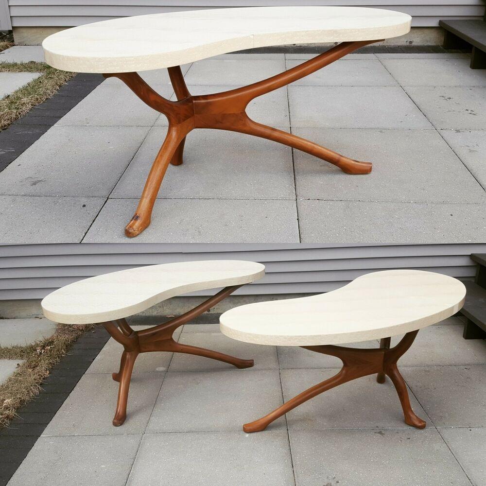 Vladimir Kagan Style Coffee Tables Mid Century Modern 6 Available Ebay Mid Century Coffee Table Mid Century Modern Decor Mid Century Modern Furniture [ 1000 x 1000 Pixel ]