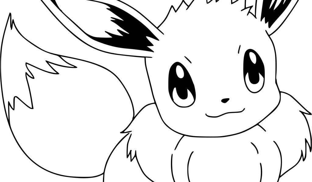 Coloriage Pokemon Evoli A Imprimer Unique Dessin A Imprimer