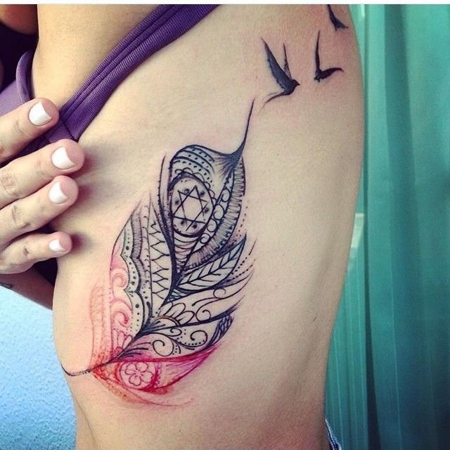 """Tatuagem feita por <a href=""""http://instagram.com/aerorobin"""">@aerorobin</a> - Fortaleza - CE"""