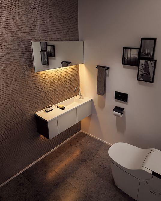 セットプラン例 Auc03 トイレ インテリア 広い トイレ トイレ おしゃれ