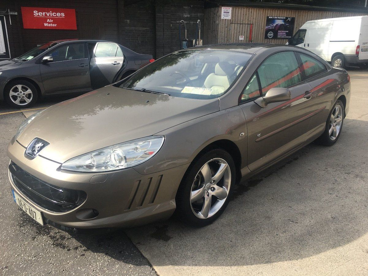 Peugeot 407 coupe 3.0v6 automatic for sale in Dublin on