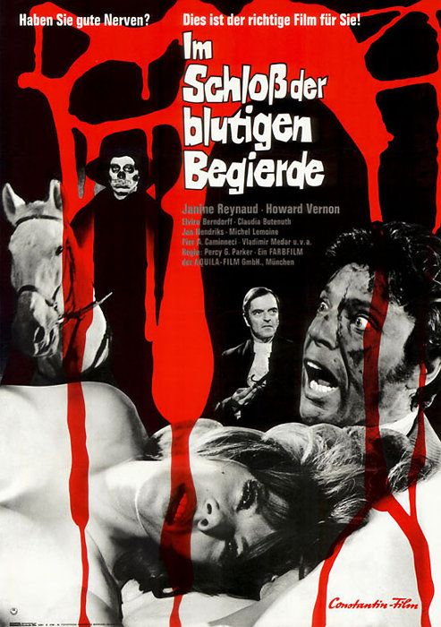 Watch Im Schloß der blutigen Begierde Full-Movie Streaming