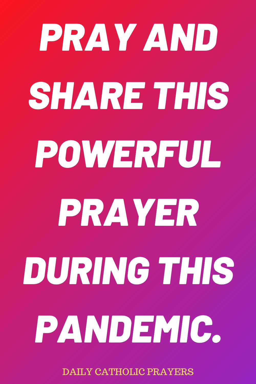 Powerful Prayer by Prayer Inspiration Prayer in 2020