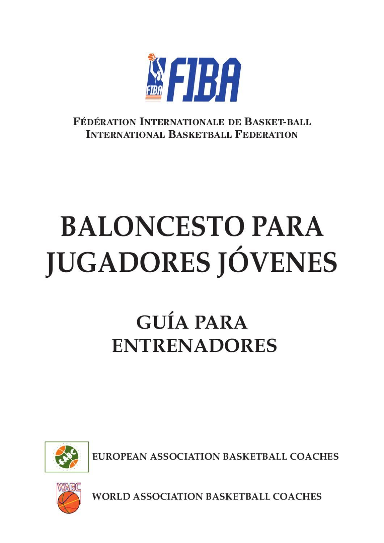 Baloncesto para jugadores jóvenes – Guía para entrenadores